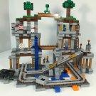 Building Block Bela Minecraft 10179 My World Mine Compatible Play Set Bricks Kit Toy