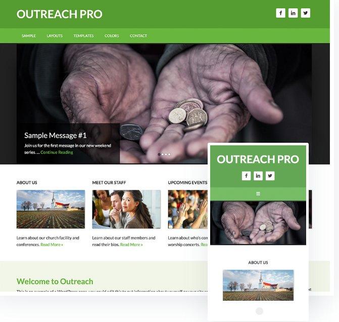 CLAIM-CODE 2-OP - Outreach Pro Theme