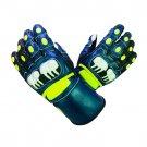 Motorbike Racing Gloves Motorcycle Leather Gloves Motogp Winter Gloves Size S
