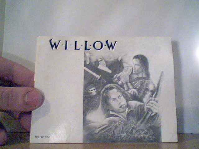 Willow - Instruction Manual