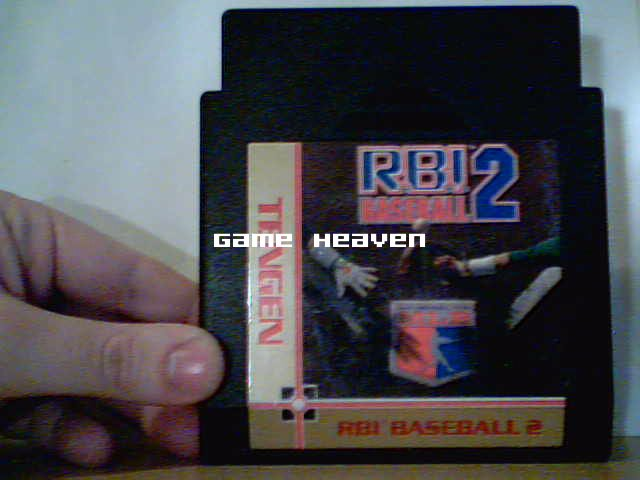 R.B.I. Baseball 2 (Tengen)