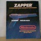 NES Zapper Manual (Grey)