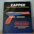 NES Zapper Manual (Orange)