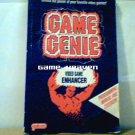Game Genie Manual