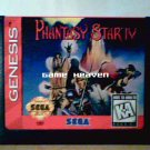 Phantasy Star IV *VERY RARE*