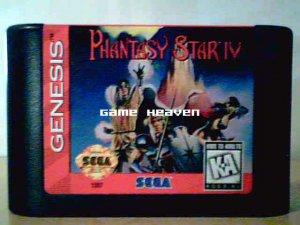 Phantasy Star IV *VERY RARE*