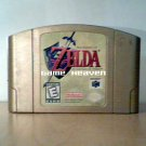 The Legend of Zelda: Ocarina of Time - Gold