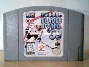 NHL Blades Of Steel '99