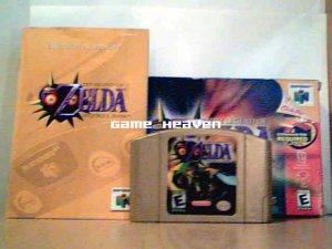 The Legend of Zelda: Majora's Mask Collector's Edition - Complete