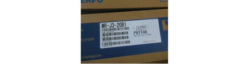 Mitsubishi servo driver MR-J3-20B1 MR-J3-20B1 new 2-5 days delivery