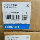 OMRON PLC CJ1W-ID261 CJ1WID261 NEW 2-5 days delivery
