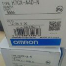 OMRON COUNTER H7CX-A4D-N H7CXA4DN NEW 2-5 days delivery