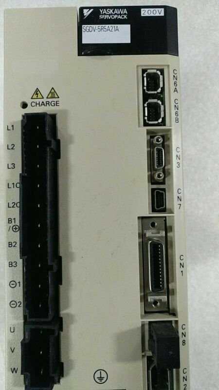 YASKAWA servo  driver SGDV-5R5A21A? SGDV5R5A21A? Refurbished 2-5 days delivery