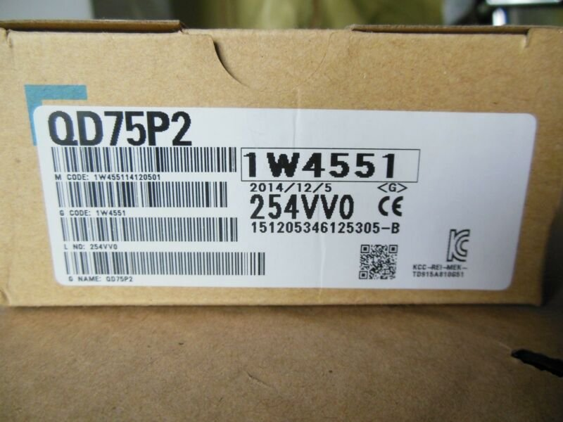 MITSUBISHI Positioning Unit QD75P2 NEW 2-5 days delivery
