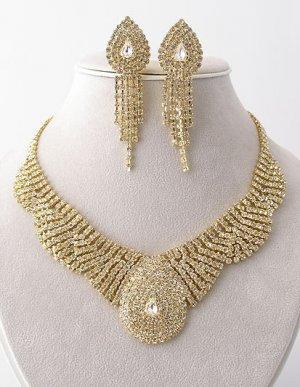 Designer Necklace/Earring Set Reg $69.99