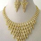 """Venecian"" Designer Necklace/Earring Set Reg $69.99"