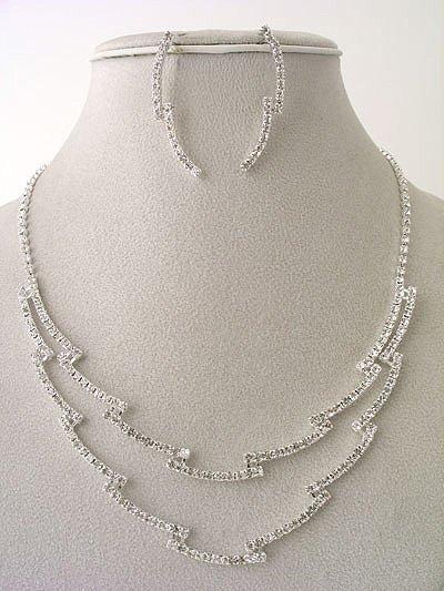 Designer Necklace / Earring Set Reg $49.99