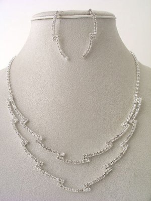 Designer Necklace / Earring Set Reg $49.99