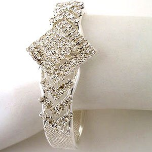 Gorgeous Rhinestone Bracelet Reg $39.99