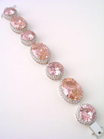 Victorian CZ Elegant Bracelet Reg $179.99
