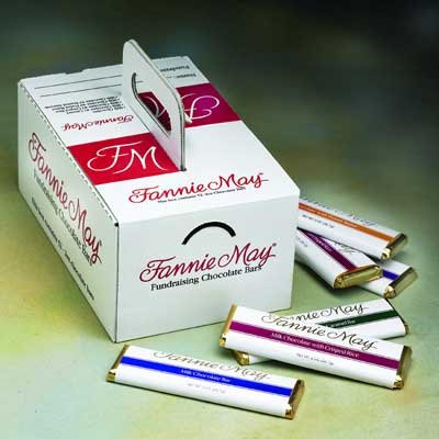 Fannie May Chocolate Bar