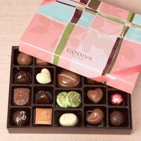 Love variety Godiva