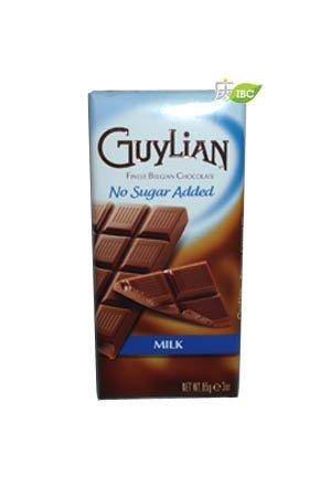 Sugar free milk chocolate