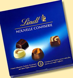 Nouvelle Confiserie Lindt Chocolate