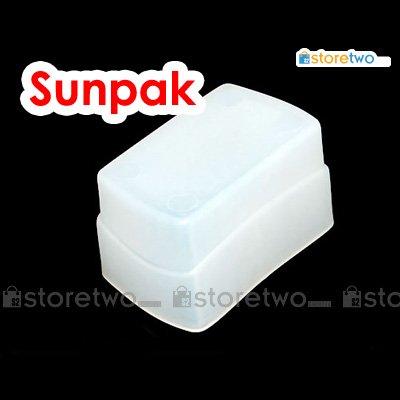 Flash Bounce Diffuser Cap for Sunpak PZ40X , PF30X