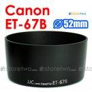 ET-67B - JJC Lens Hood for Canon EF 100mm f/2.8 Macro USM