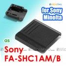 Shoe Cap FA-SHC1AM/B - JJC Hot Shoe Cap for Sony / Konica Minolta Camera