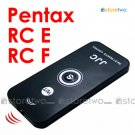 JJC Compact Infrared Wireless Shutter Remote Control for Pentax and Samsung Camera