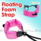 Floating Foam Strap for Waterproof Cameras Samsung Fujifilm Pentax Sony (Purple)