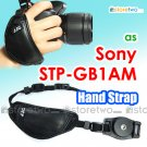 STP-GB1AM - JJC Leather Hand Strap Grip Belt for Sony Alpha DSLR