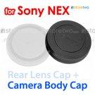 Camera Body Caps for Sony NEX E-Mount Camera NEX-3 NEX-5