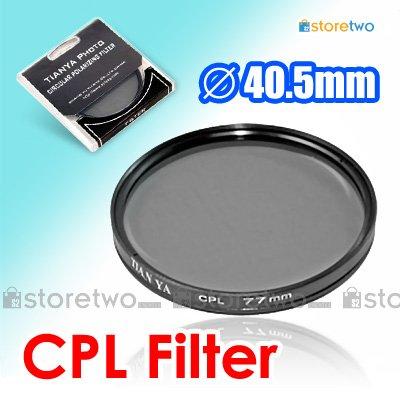 Tianya Circular Polarizer CPL Filter 40.5mm