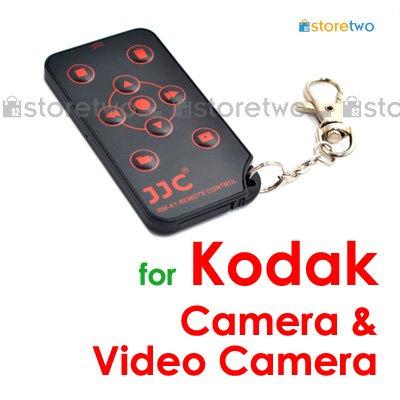JJC Infrared Wireless Commander Remote for Kodak Camera