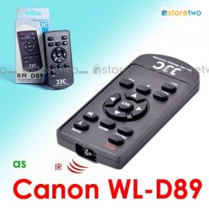 WL-D89 - JJC Wireless Controller for Canon VIXIA LEGRIA Camcorder
