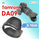 DA09 - JJC Lens Hood for Tamron SP AF28-75mm f/2.8 (A09) SP AF17-50mm f/2.8 (A16)