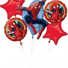 ULTIMATE Spider-Man BOUQUET OF BALLOONS