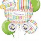 Baby Brights Balloon Bouquet