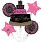 Fabulous Celebration Foil Balloon Bouquet