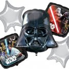 Star Wars Foil Balloon Bouquet Set