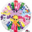 My Little Pony Gang 18 Inch Foil Balloon