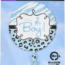 Safari Baby Boy Foil 18""