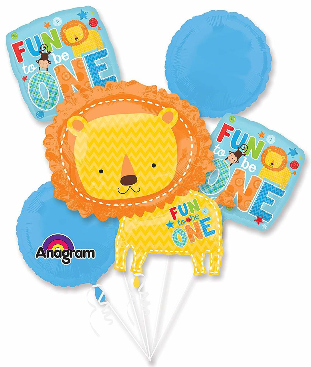 Fun To Be One Balloon Bouquet