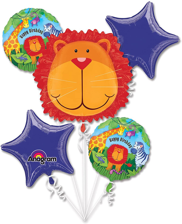 Jungle Animals Birthday Bouquet