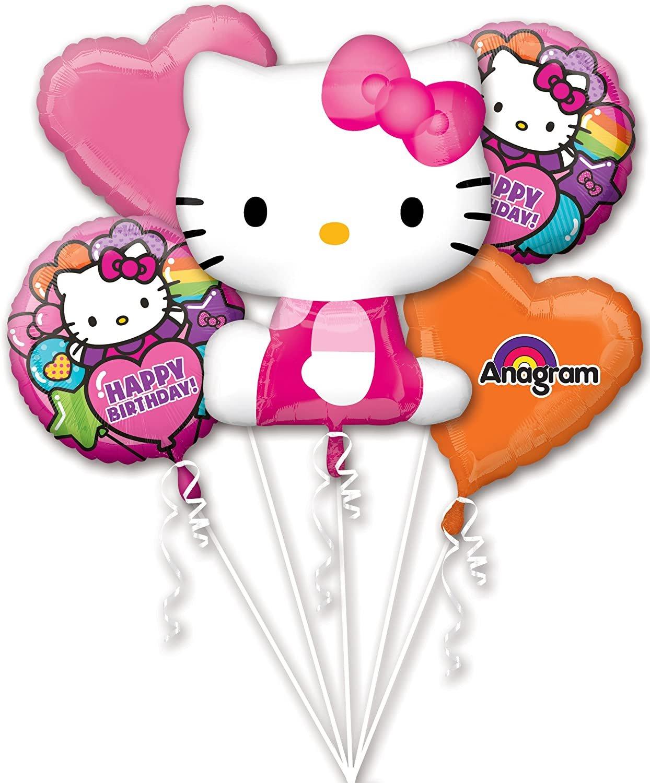 Hello Kitty Rainbow Bouquet