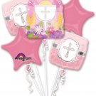 Communion Blessing Balloon Bouquet