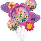 Tinkerbell Balloon Bouquet - Tinkerbell Balloons